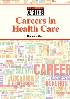 Cover for Careers in Health Care