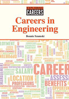 Cover for Careers in Engineering