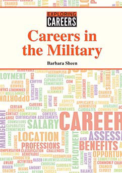 Cover for Careers in the Military