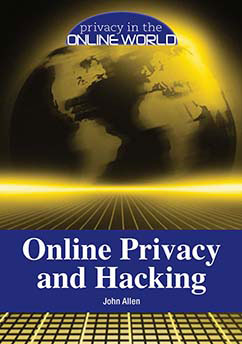 Cover for Online Privacy and Hacking