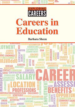 Cover for Careers in Education
