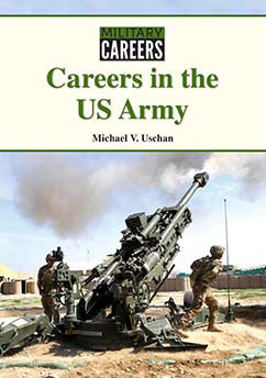 Cover for Careers in the US Army
