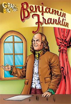 Cover for Benjamin Franklin