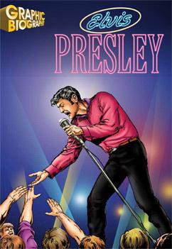 Cover for Elvis Presley