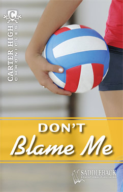 Cover for Don't Blame Me