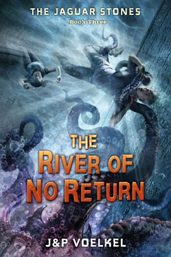 Cover for The River of No Return