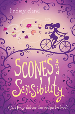 Cover for Scones and Sensibility