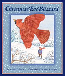 Cover for Christmas Eve Blizzard