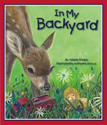 Cover for In My Backyard
