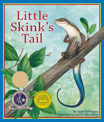 Cover for Little Skink's Tail
