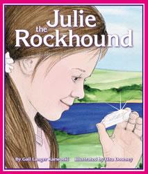 Cover for Julie the Rockhound