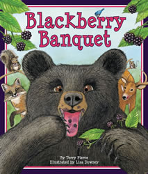 Cover for Blackberry Banquet