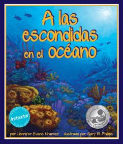 Cover for A Las Escondidas en el Océano