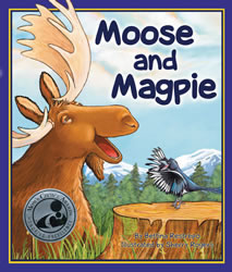 Cover for Moose and Magpie