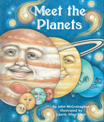 Cover for Meet the Planets