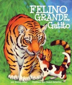 Cover for Felino grande, gatito