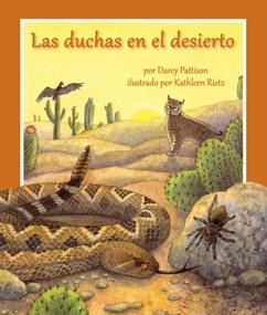 Cover for Las duchas en el desierto