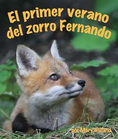 Cover for El primer verano del zorro Fernando