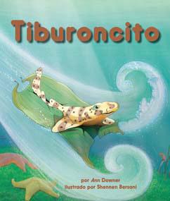 Cover for Tiburoncito