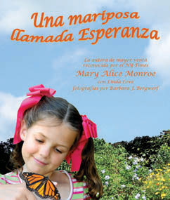 Cover for Una mariposa llamada Esperanza