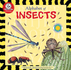 Cover for Alphabet of Insects