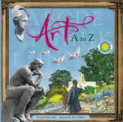 Cover for Art A to Z