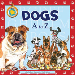 Cover for Dogs A To Z