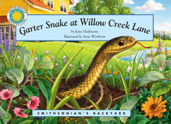 Cover for Garter Snake at Willow Creek Lane