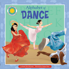 Cover for Alphabet Of Dance