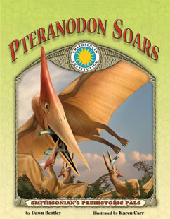 Cover for Pteranodon Soars