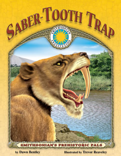 Cover for Saber-tooth Trap