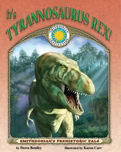 Cover for It's Tyrannosaurus Rex!