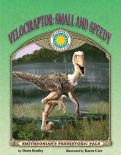 Cover for Velociraptor: Small Speedy