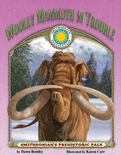 Cover for Woolly Mammoth In Trouble