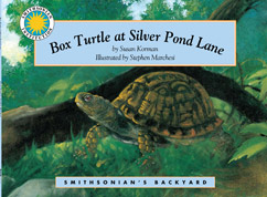 Cover for Box Turtle at Silver Pond Lane