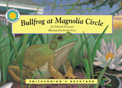 Cover for Bullfrog at Magnolia Circle