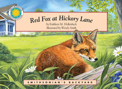 Cover for Red Fox at Hickory Lane