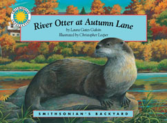 Cover for River Otter at Autumn Lane