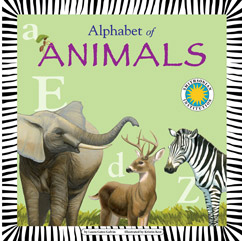 Cover for Alphabet of Animals