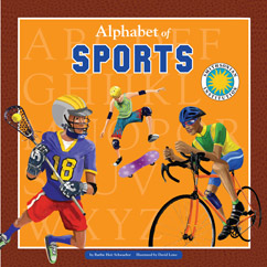Cover for Alphabet of Sports