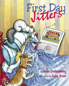Cover for First Day Jitters