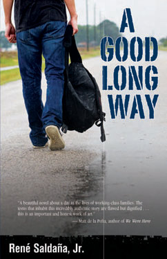 Cover for A Good Long Way