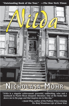 Cover for Nilda