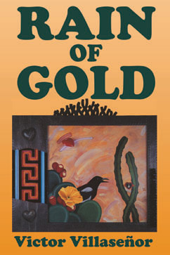Cover for Rain of Gold
