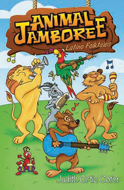 Cover for Animal Jamboree
