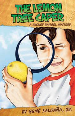 Cover for The Lemon Tree Caper