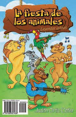 Cover for La fiesta de los animales