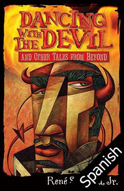 Cover for Bailando con el diablo y otros cuentos del más allá