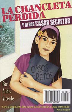 Cover for La chancleta perdida