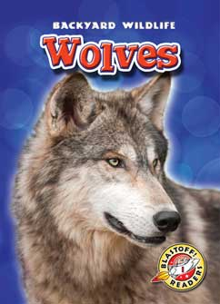 Cover for Wolves